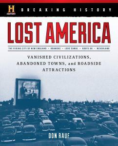 Lost America Book