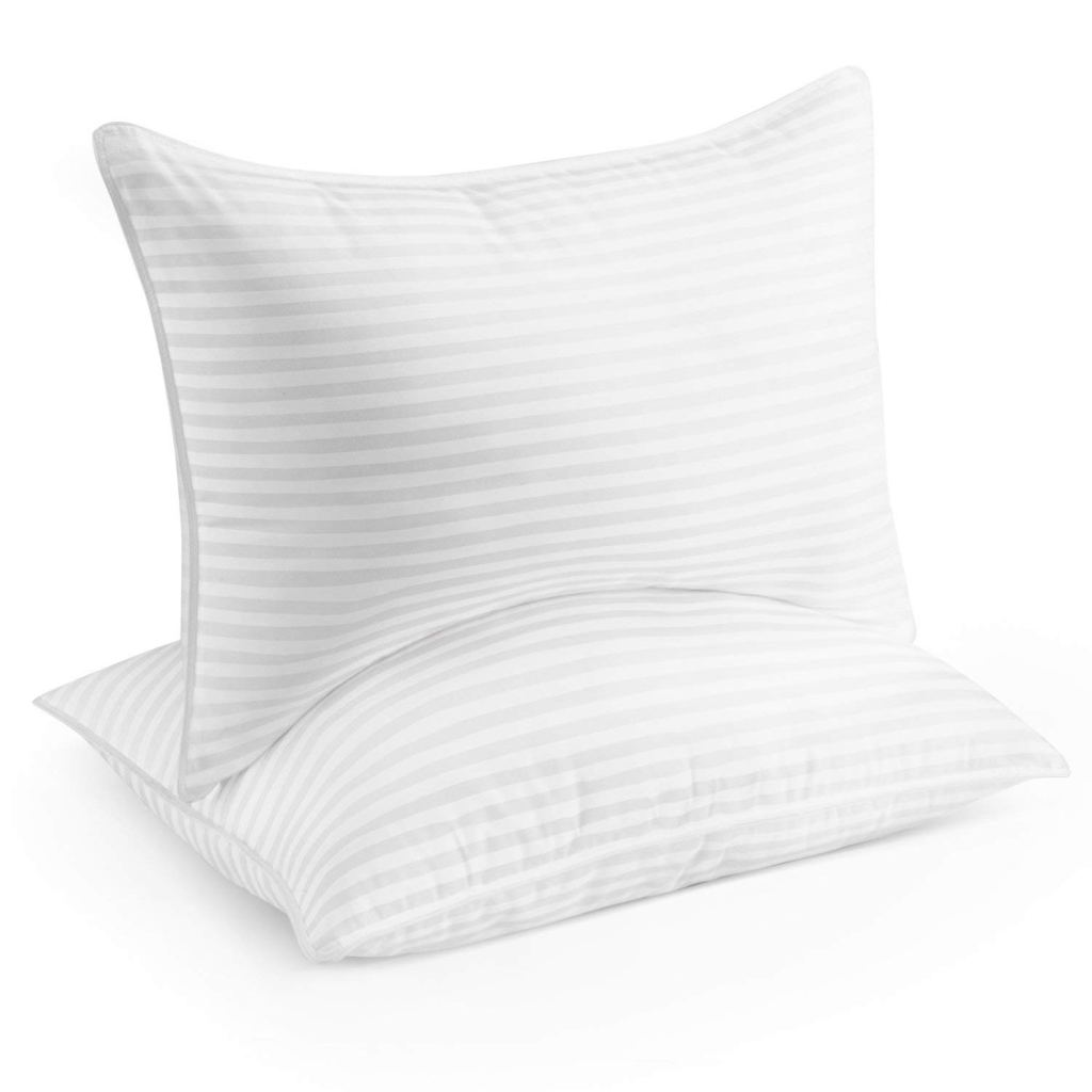 Beckham Hotel Collection Gel Pillows Amazon