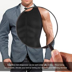 body shaping for men shapewear compression tank top