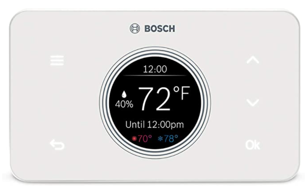 smart thermostat bosch bcc50