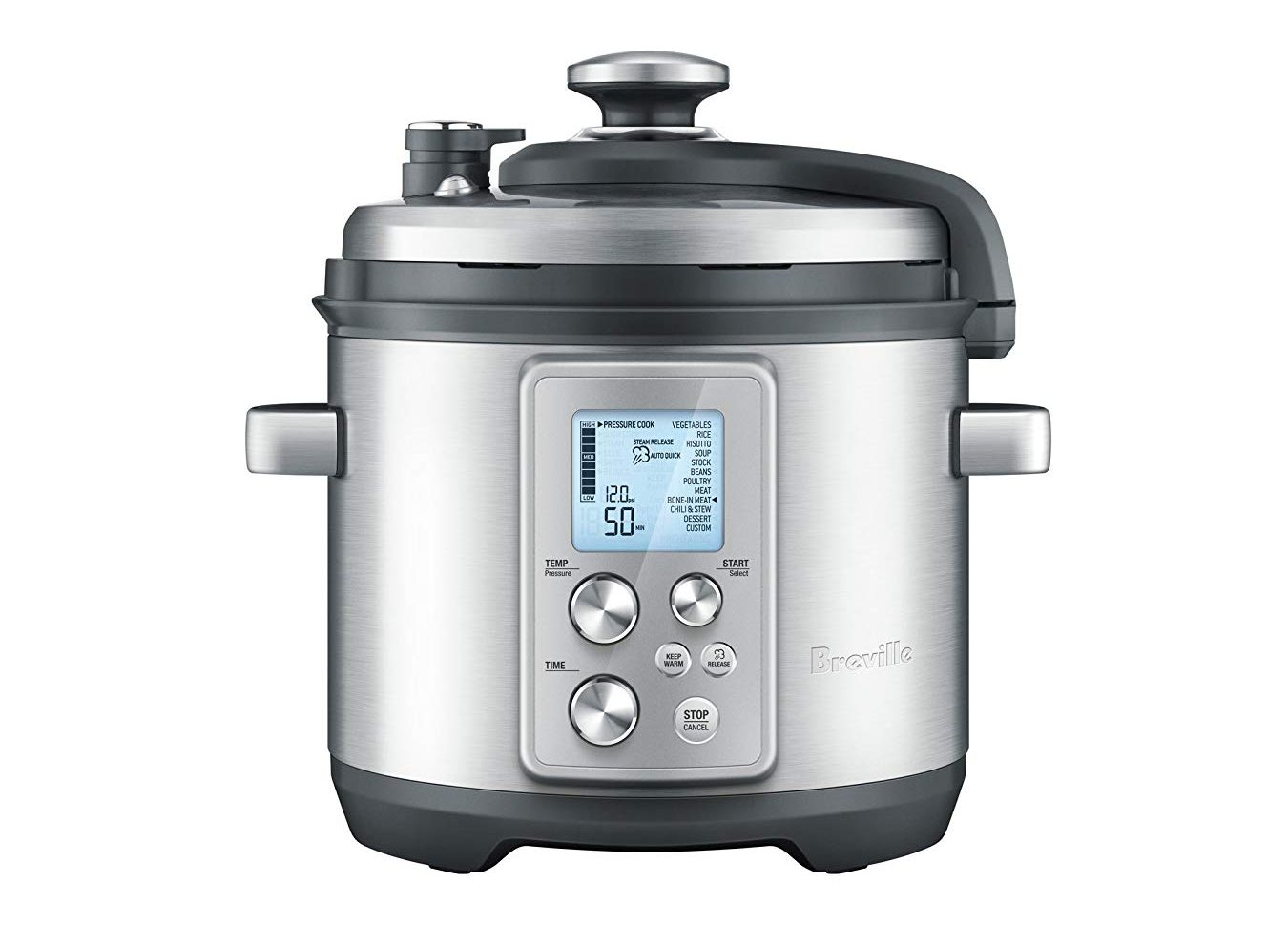 Breville Stainless Multicooker amazon