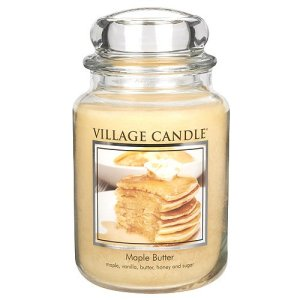 brunch ideas scented candles maple butter