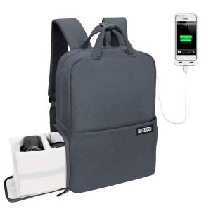 CADeN Travel Anti-Theft Camera Backpack