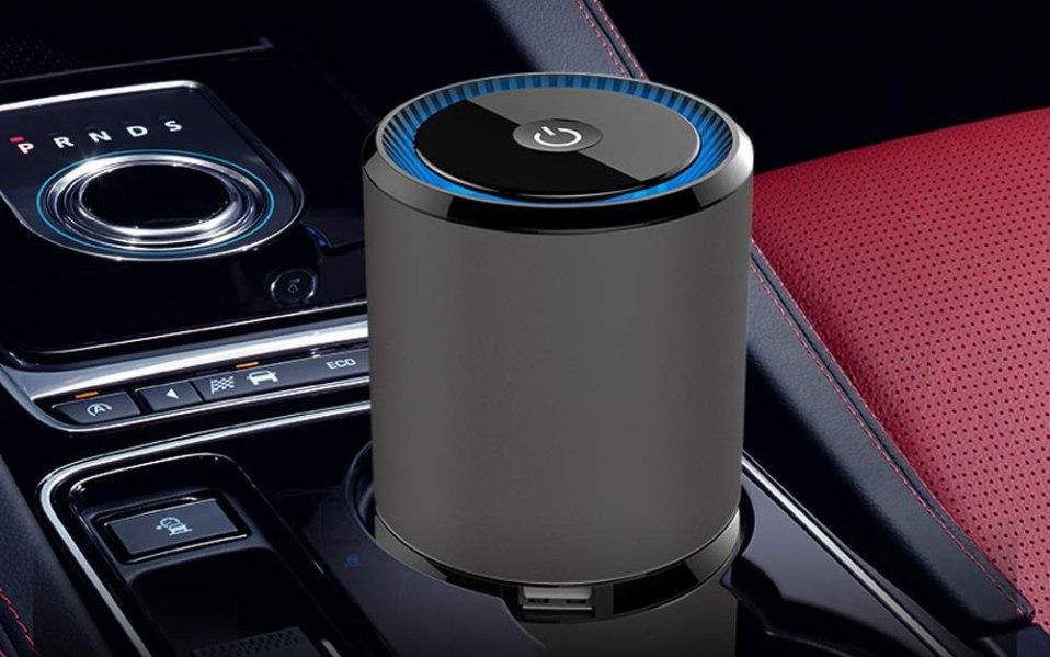 best air purifiers car