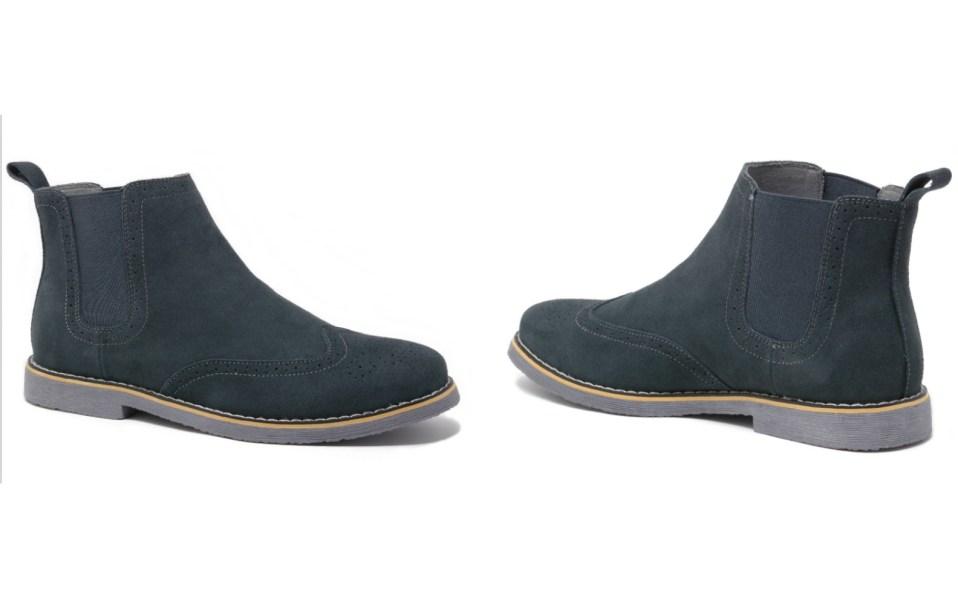 Men's Suede Chelsea Boots: Best Office