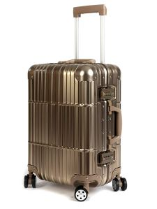 rimowa suitcase alternatives cloud 9 aluminum