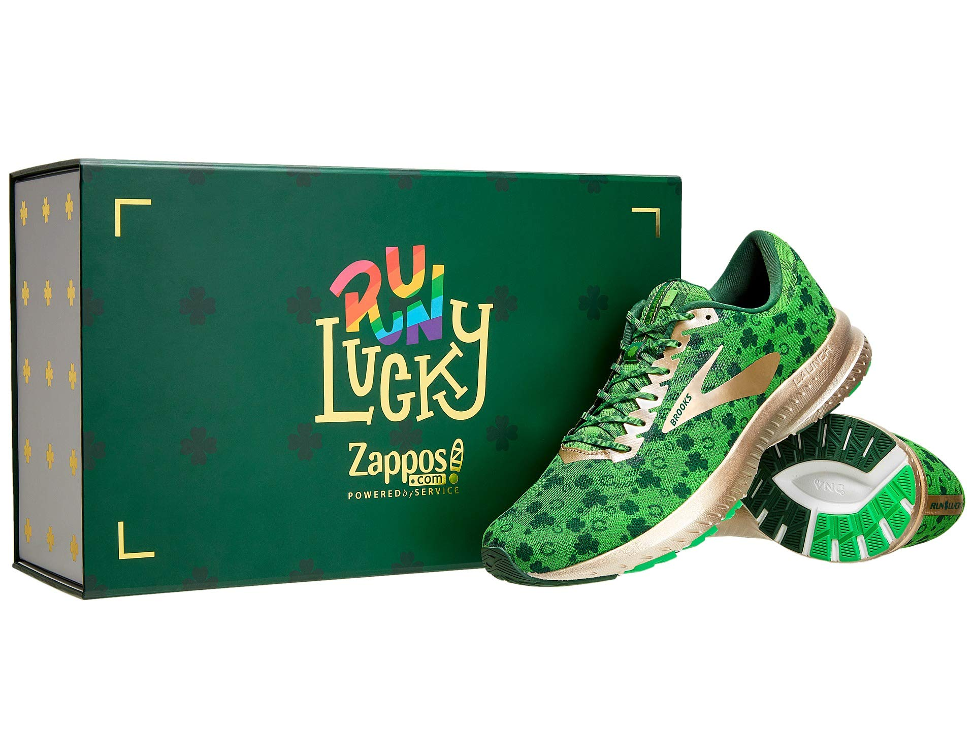 St. Patrick's Day Sneakers Zappos