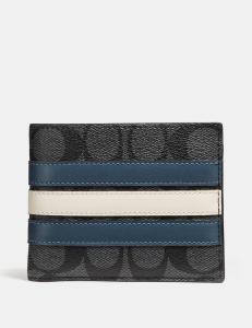 best slim wallets coach