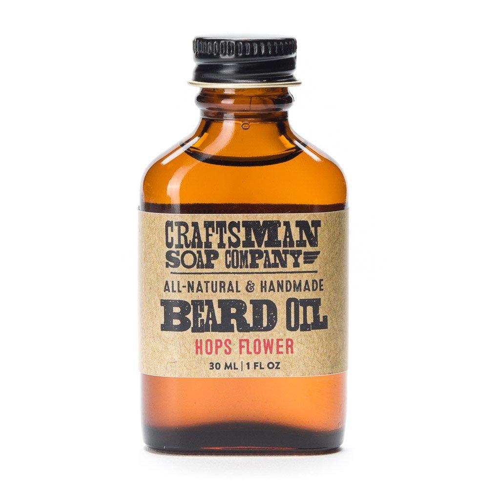 Craftsman Beard Oil