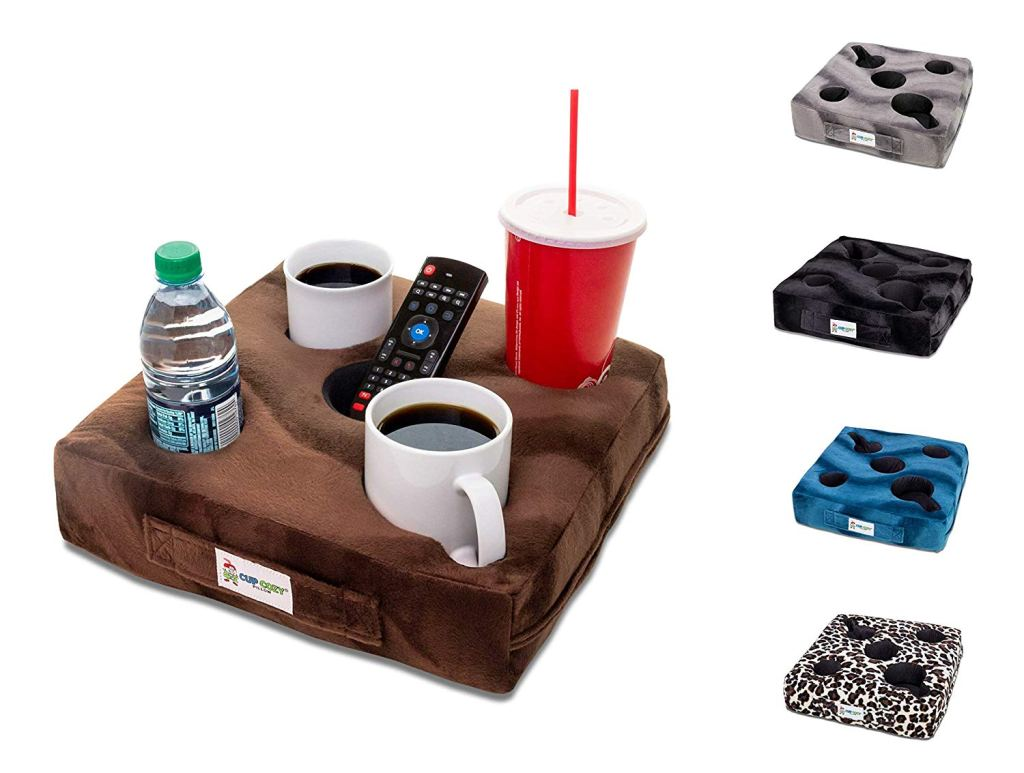 cozycup deluxe pillow