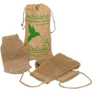 best loofah alternative dalaines exfoliating body scrubber