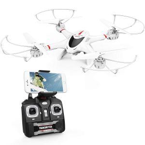 DBPOWER-X400W-FPV-RC-Quadcopter-Dron-