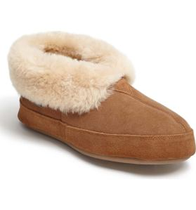 Acorn Sheepskin Slipper