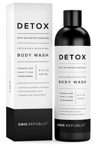 how to detox body wash