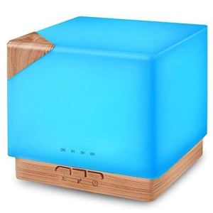 best essential oil diffusers square