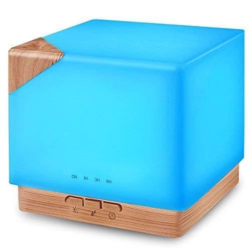 best essential oil diffusers square