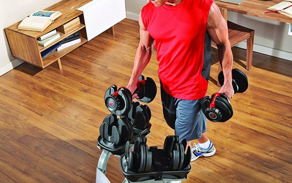 Best Adjustable Dumbbells: Home Gym Weights