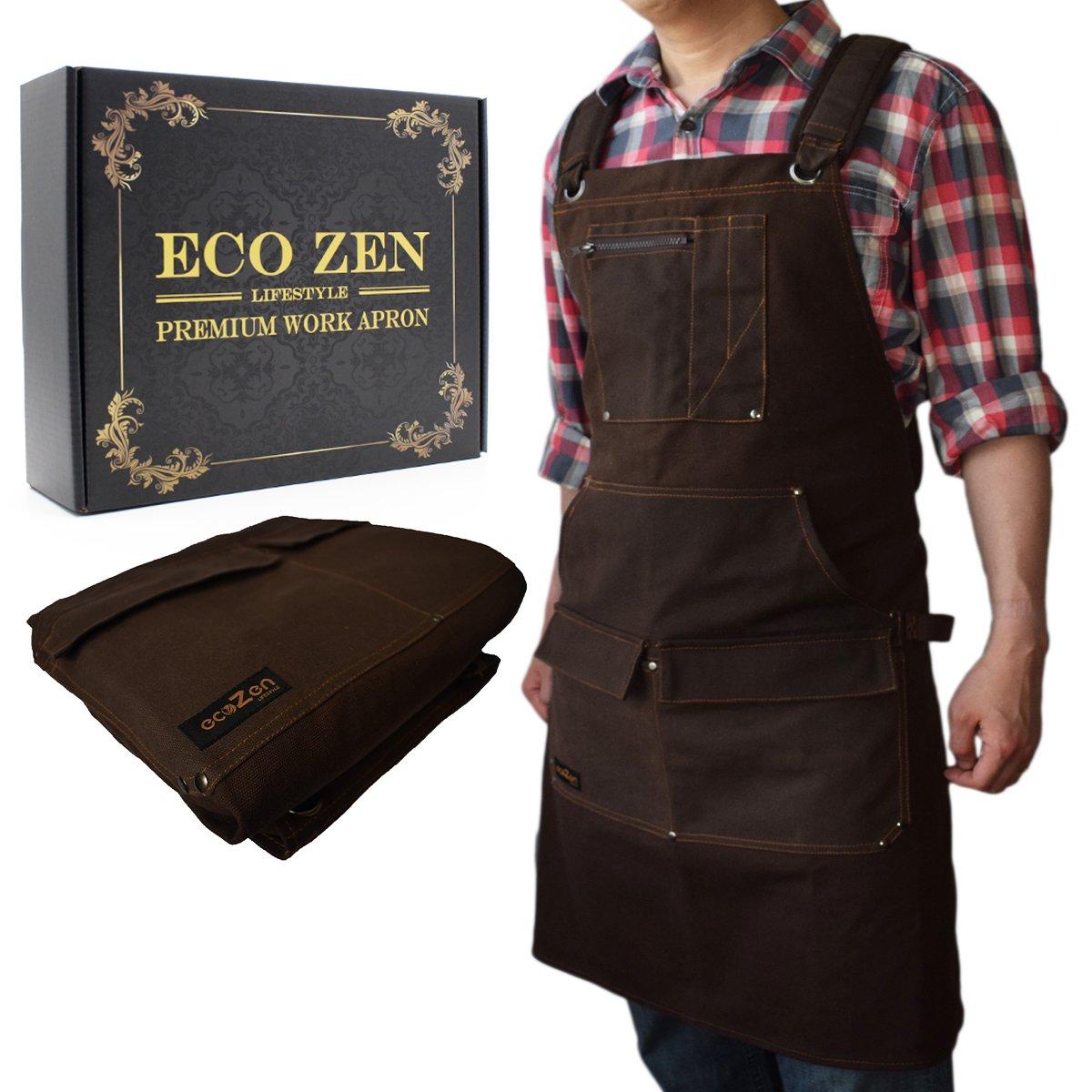 EcoZen Shop Apron