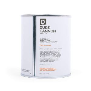 candle for men Duke Cannon