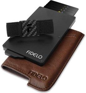best slim wallets fidelo