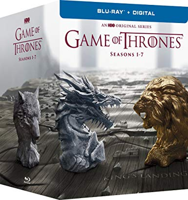 Game of Thrones: The Complete Seasons 1-7 Amazon