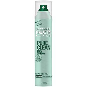 Garnier Pure Clean Dry Shampoo