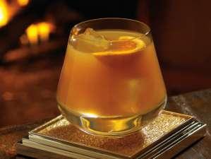 Gentlemen's Clubpomegranate cocktail