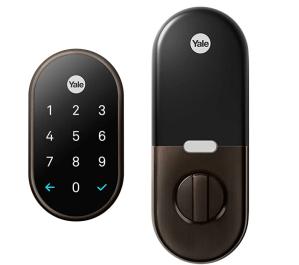 smart locks google nest yale