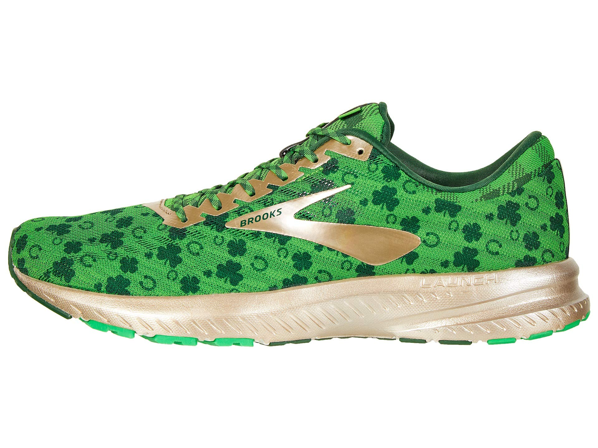 Brooks Launch 6 Clover Sneakers