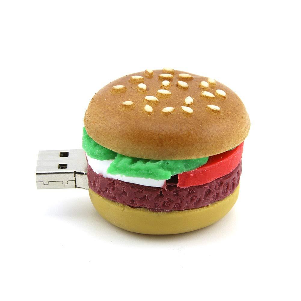 Hamburger USB drive