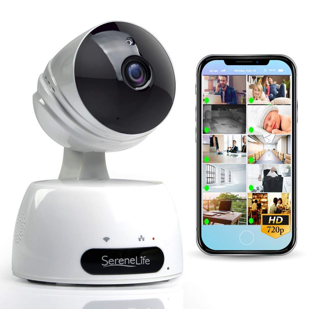 HD 7200p Network Security Surveillance Home Monitoring