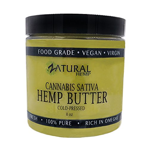 natural hemp hemp butter