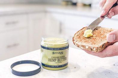 hemp butter hemp naturals