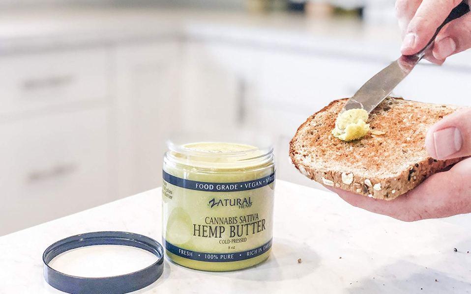 hemp butter from hemp naturals
