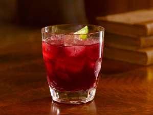 POM Wonderful cocktail