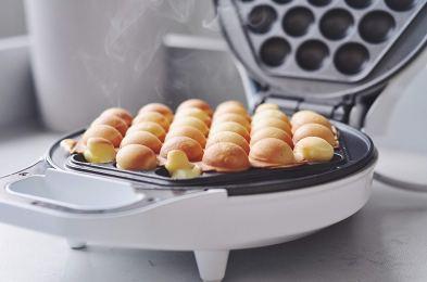 hong kong waffle iron