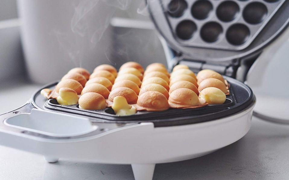 hong kong waffles egg how to