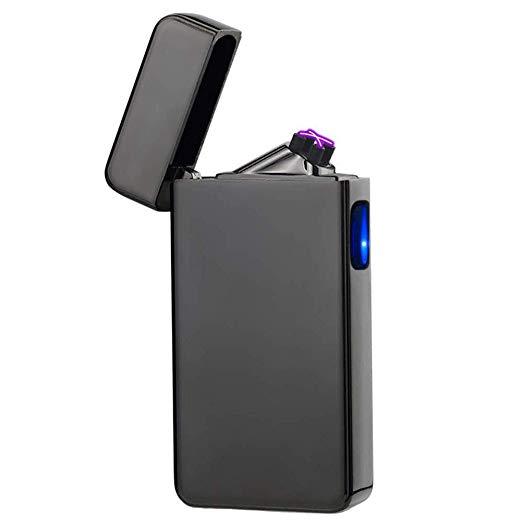 Icfun Dual Arc Windproof Plasma Lighter Amazon