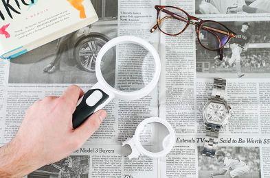 iMagniphy-LED-Illuminated-Magnifying-Glass-Set