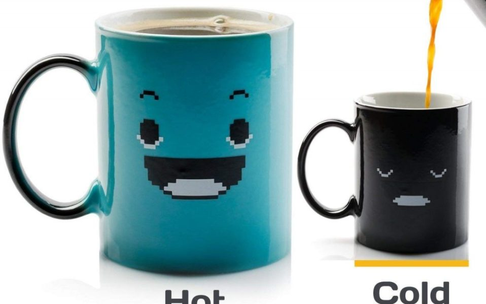 InGwest Color Changing Coffee Mug Amazon