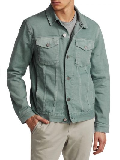 best denim jackets for men - j brand