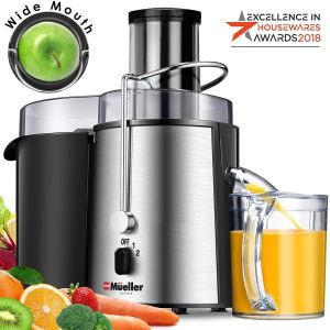 best juicers under $100 mueller
