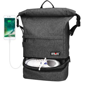 Lifeasy Waterproof Anti-Theft Backpack