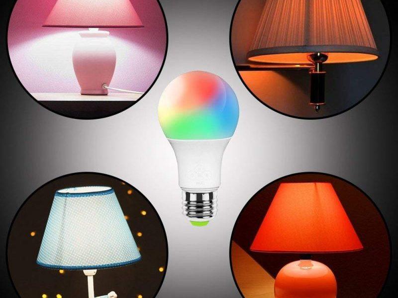 MagicLight WiFi Smart Light Bulb Amazon