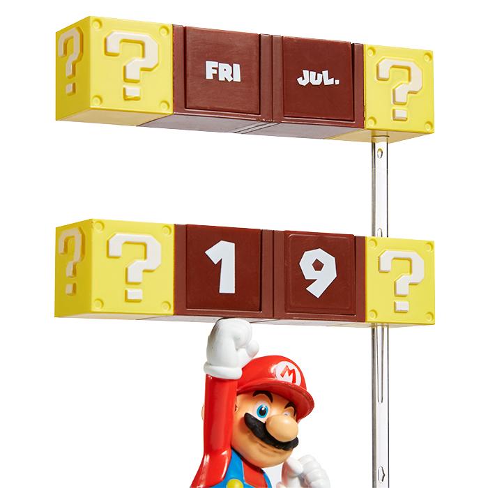 Mario Calendar