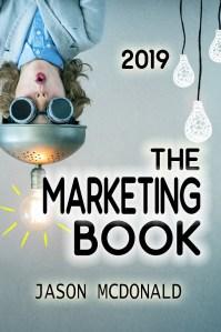 "Jason McDonald's ""The Marketing Book"""
