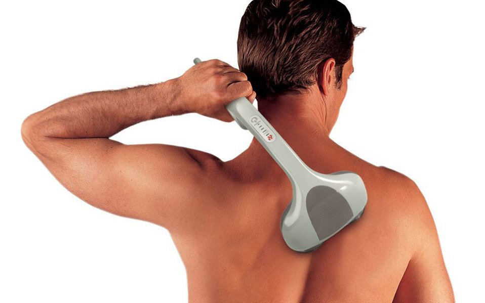 percussion handheld massagers