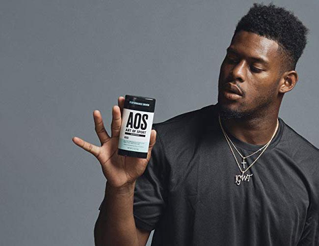 aluminum free deodorant men matcha