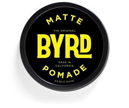 Matte Byrd Pomade