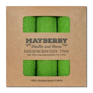 best loofah alternative mayberry health and home
